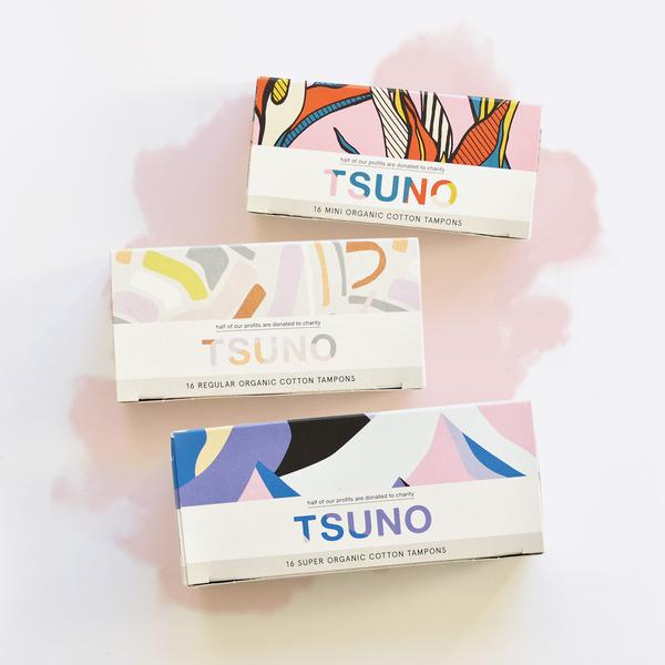 TSUNO Natural Sanitary Products