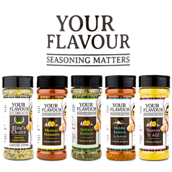 Your Flavour - Seasoning
