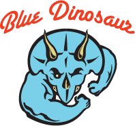 Blue Dinosaur Paleo Bars