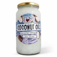 Coconut Oil - 1 Litre - Raw Extra Virgin Organic