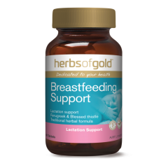 Herbs of Gold Breast-Feeding Support