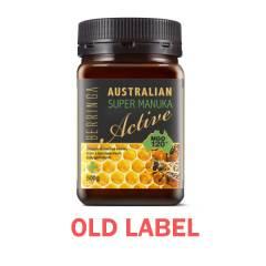 Berringa Manuka Honey MGO120 :: Berringa Bioactive Antibacterial Honey