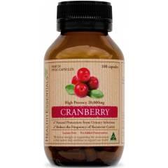 healthy Essentials Cranberry 20,000mg