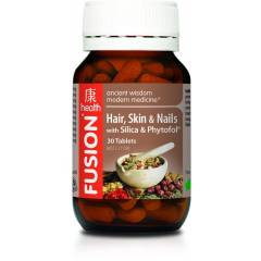 Fusion Hair Skin & Nails with Silica & Phytofol
