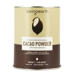 Loving Earth Cacao Powder - Raw Organic