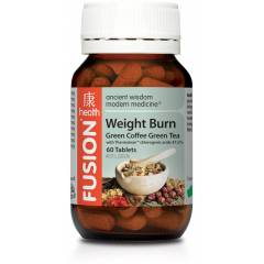 Fusion Weight Burn - Green Coffee Green Tea
