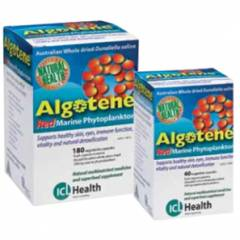 Algotene :: Richest Natural Beta-Carotene Source