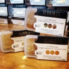 Australian Organic Honeycomb :: Berringa